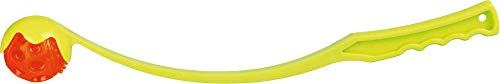 Trixie 33648 Ballschleuder mit Blinkball, TPR, ø 6/50 cm