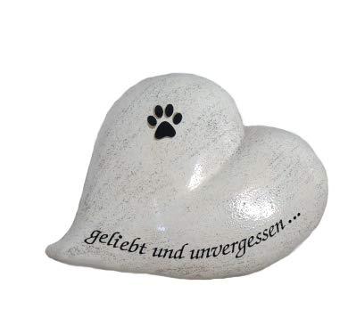 Kerri-Keramik Urne Herz 1 l*