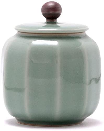 FFLLBPS Urnen Gedenksteine Pet Cremation Urn für Asche Urnhandmade Ceramics Andenken Grab Memorial Urnen Haustier Gedenksteine