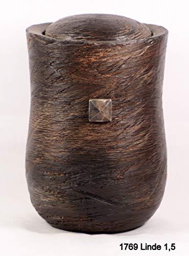 Holzfürdieewigkeit Tierurne 1769 Lindenholz für Tiere bis 40 Kg Lebendgewicht