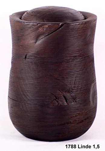 Holzfürdieewigkeit Tierurne 1788 Lindenholz für Tiere bis 40 Kg Lebendgewicht