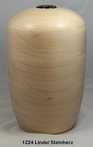 Holzfürdieewigkeit Tierurne 1224 Lindenholz für Tiere bis 70 Kg. Lebendgewicht