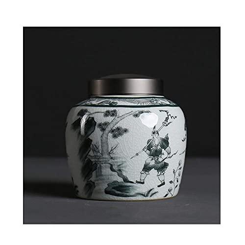 Bestattungsurne Mini-Urnen Bestattungsurne für Erwachsene Keramiksiegel Feuchtigkeitsbeständige Feuerbestattungsurnen für eine kleine Menge menschlicher Asche (Farbe: #6)