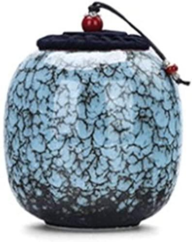 KELITINAus Urns Für Asche Cremation Aufbewahrungsbox Memorial Urn Container Jar Pot, Tribut Ihre Geliebten Menschen Mit Äuren Urnen Erwachsene Kinder Haustierurns Gegen Feuchtigkeit Versiegelt,# 1.