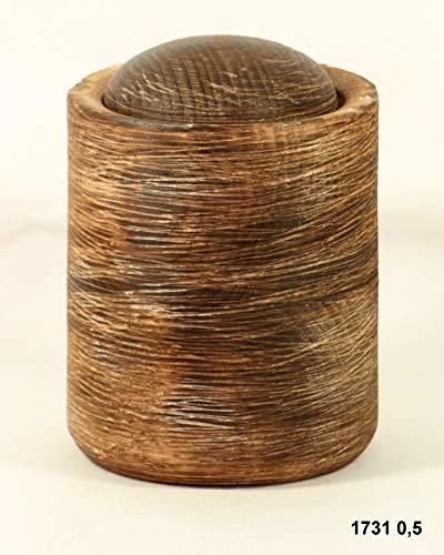 Holzfürdieewigkeit Tierurne 1731 Lindenholz für Tiere bis 7 Kg Lebendgewicht