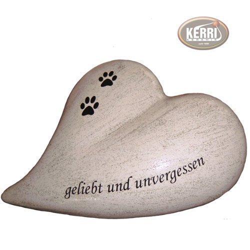 Herzurne Tierurne Keramikurne Hundeurne
